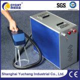 Faser-Laser-Maschine für die Markierung des Qr Codes auf Gummireifen