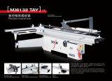 O painel de madeira modelo de Mj6132tay viu na mobília que faz a máquina