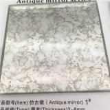 3-12mm Beveled Antique Mirror Glass Huafa