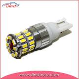 밝은 T15 쐐기(wedge) 36*3014SMD 신호 전구 LED 빛