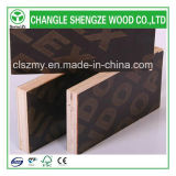 Популярное Selling 18mm с Logo Film Faced Plywood