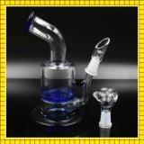 A buon mercato e tubo di acqua di vetro di fumo della fazione