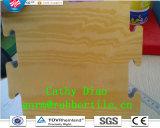 Циновка ЕВА высокого качества, Anti-Slip половой коврик гимнастики ЕВА/резиновый циновка тренировки циновки настила