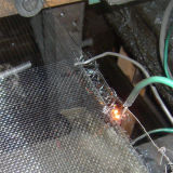 Ultra muito bem engranzamento de fio do aço inoxidável para a filtragem