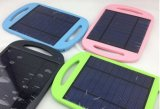 All Mobilephones를 위한 Selling 최신 Ultra Slim Solar Panel Power 은행 또는 Solar Charger