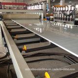 Macchina di plastica della scheda della gomma piuma del PVC per la cassaforma della costruzione