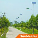 CER, RoHS Approval 40W CREE LED Solar Street Light
