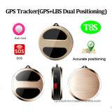 SIMのカードスロット(T8S)を持つ小型GPSの追跡者