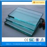 편평한 명확한 Tempered 투명한 유리제 온실