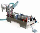 machine de remplissage pneumatique de la double eau 1000-5000ml pure principale