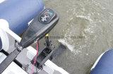 Motor de pesca con cebo de cuchara con cebo de cuchara eléctrico sin cepillo para el barco del kajak