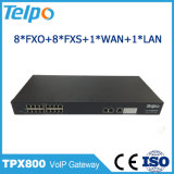 Hot Selling Items G. 711A / U-Law Codecs Conversor Isdn Ethernet FXO para FXS