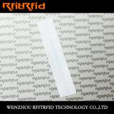 La frecuencia ultraelevada previene la escritura de la etiqueta del pisón RFID