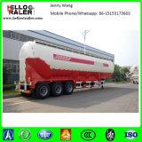 60cbm 3 차축 대량 시멘트 탱크 트레일러