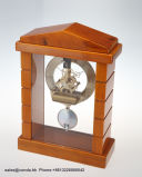Reloj de vector de lujo de la alta calidad para la decoración casera K3042p