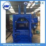 Máquina hidráulica da prensa do papel Waste