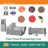 Installation de fabrication d'alimentation de poissons