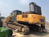 Excavatrice hydraulique utilisée très bonne chaude Hyundai R445LC-7 (construction equipment2011) de chenille de condition de travail de Hyundai de vente