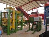 油圧出版物のセメントの土の煉瓦作成機械