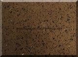 Padrões do GV & pedra artificial de quartzo do certificado do Ce para a bancada da cozinha & a parte superior da vaidade