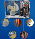 9000BTU tipo rachado condicionador de ar