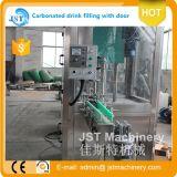 Tipo linear máquinas de engarrafamento Carbonated engarrafadas da bebida