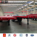 40FT Transport-Behälter-Flachbettsattelschlepper für Verkauf