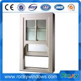 Weiße Puder-Beschichtung-vertikale schiebende Aluminiumschärpe Windows
