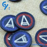 Fabrik gesticktes Änderung- am Objektprogrammindien-handgemachtes Stickerei-Abzeichen