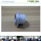 Peças fazendo à máquina do CNC do material de alumínio da precisão