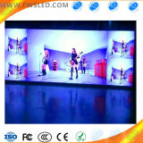 Pantalla LED de pared LED de vídeo Pantalla LED RGB interior P6