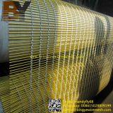 エレベーターコンパートメントのための装飾的な金網