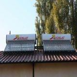 Chauffe-eau solaire intégrateur de caloduc de pression