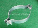 Кабель приспосабливая струбцину Поляк /Cable прикрепляя обруч владением кабеля струбцины