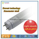 Garantia 150lm/W de 3 anos 270 luz fluorescente do diodo emissor de luz do ângulo de feixe 1200mm do grau 18W T8
