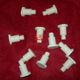 99,7% de alta pureza alúmina Al2O3 Tornillos de cerámica