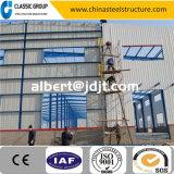 쉬운 저가 중국은 빨리 강철 구조물 사업 건물을 설치한다