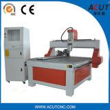 Rotaty/CNCのルーターが付いているAcut-1212木工業機械装置中国製