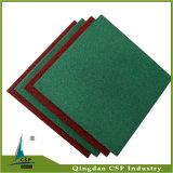 20mmの厚さの屋外のためのゴム製床のマット