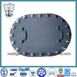 CCS/ABS/BV/Nk/Kr/Lrによって承認される船のマンホールカバー(Bのタイプ)