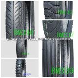 Neumáticos y tubos de la motocicleta de la alta calidad para el mercado de las Áfricas occidentales