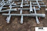 Tubo dei residui di FRP per il sistema di Fgd