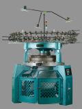 Máquina de confeção de malhas circular do Inter-Reforço de alta velocidade