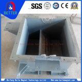 Het Ijzer van de hoge Macht/het Ijzer van het Type van Opschorting/de Magnetische Separator van de Mijnbouw voor de Transportband van de Riem/de Machine van de Molen