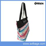 Sac d'épaule imperméable à l'eau de sac à provisions de sac portatif chaud de course