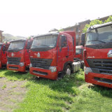Sinotruk HOWO A7 6X4 100ton Traktor-LKW-Kopf-Schlussteil