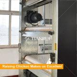 Automatisches elektrisches Huhn-Haus-Reinigungsmittel mit Düngemittel-Riemen