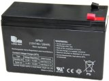 12V Rechargeable Führen-Acid Battery für Electrical Tools