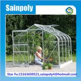 가장 싼 Sainpoly 작은 유리제 정원 온실