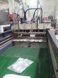 Sacchetto di nylon di taglio automatico di calore che fa macchina